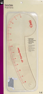 Sewing & Pattern Altering Rulers