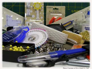 Sewing Supplies & Tools