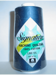 Signature Quilting Thread 3000 Yard Spools