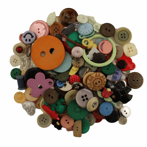 The Big Grab Bag Buttons