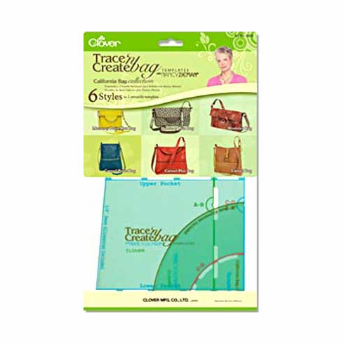 Trace'n Create Bag Templates - California Bag Collection