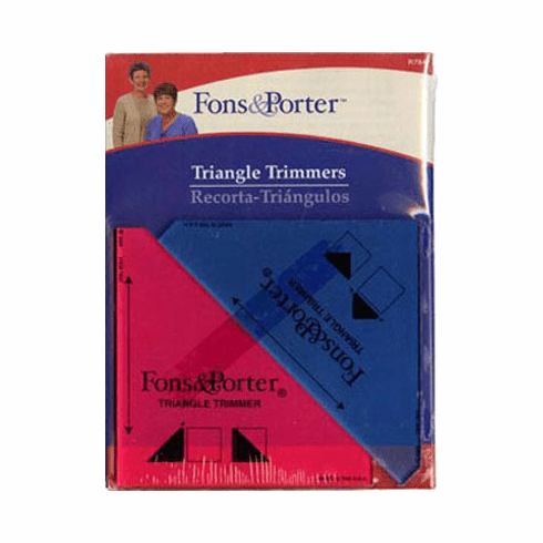 """Triangle Trimmers 1/2"""" & 1/4"""""""
