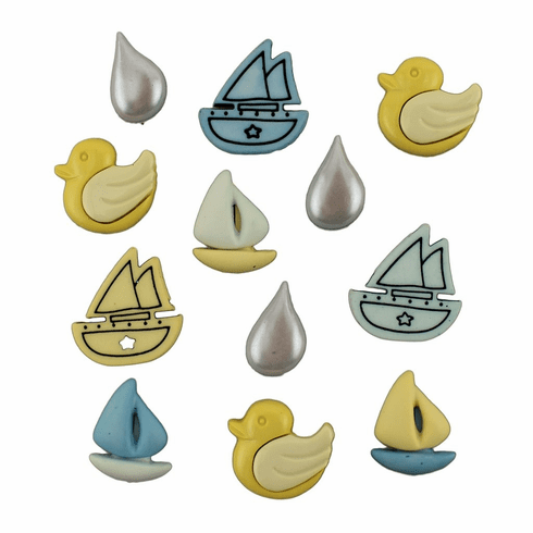 Tubby Time Buttons