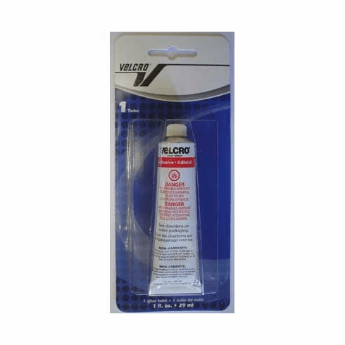 Velcro Glue Tube 1oz. 29ml