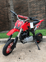 Gas Dirt Bike New