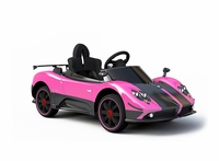 Pagani 12V Kids Ride On with Remote Control, MP4 and Led Wheel