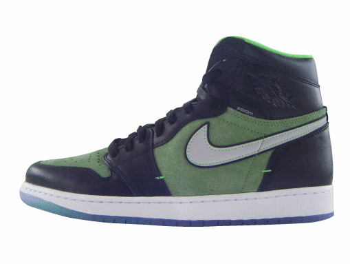 Air Jordan 1 Hi Zoom Zen Green