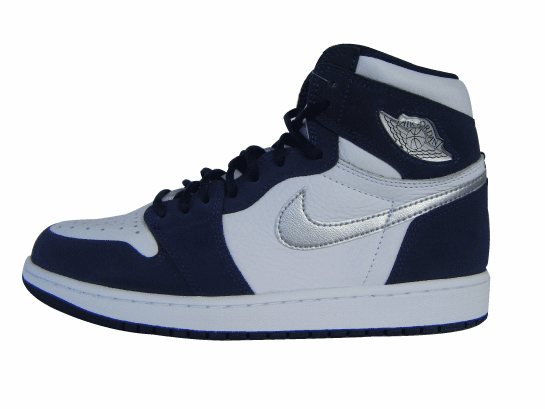 Air Jordan 1 High OG CO JP Midnight Navy
