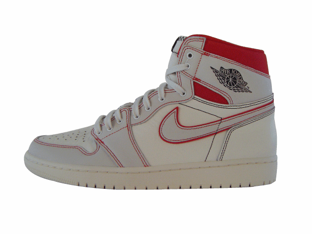 Air Jordan 1 Retro High OG 'Phantom Red'
