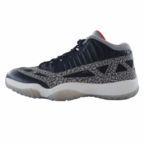 Air Jordan 11 Retro Low IE Black Cement