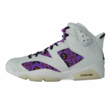 Air Jordan 6 Retro Quai 54 Sail Black