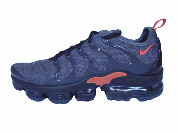 "Nike Air Vapormax Plus ""Cool Grey/Team Orange"""