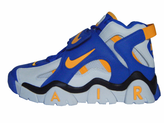 "Nike Air Barrage Mid ""Rams"""