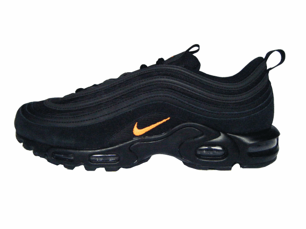 "Nike Air Max Plus 97 ""Black Orange"""