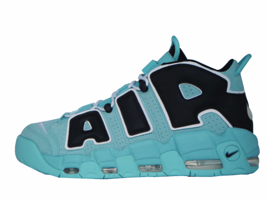 "Nike Air More Uptempo ""Light Aqua"""