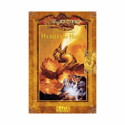 AD&D Dragonlance 5th Edition Heroes of Hope