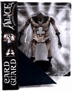 Alice Madness Returns Card Guard Figure