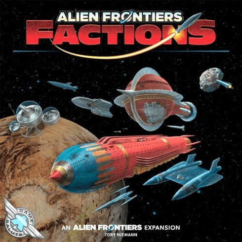 Alien Frontiers Factions 3rd Edition Expansion Game