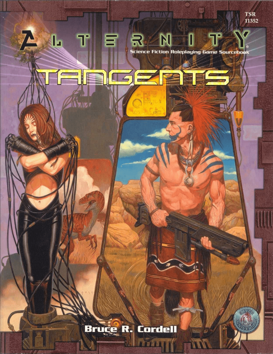 Alternity Science Fiction Adventure Tangents Module