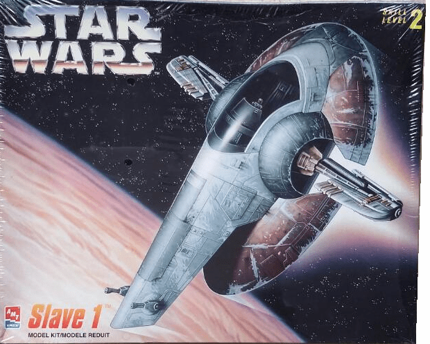 AMT/ERTL Star Wars Slave 1 Model Kit
