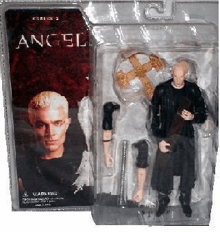 Angel the Series Destiny Spike Action Figure