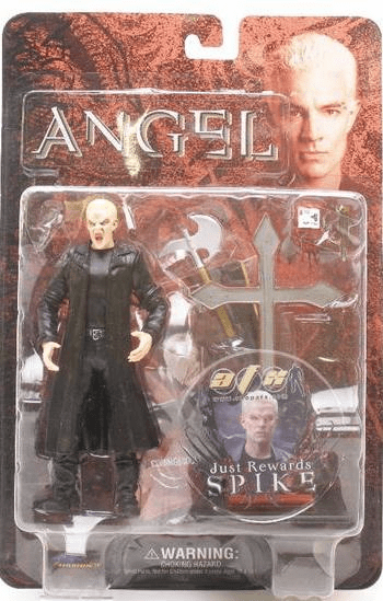Angel the Series Just Rewards Spike Action Figure
