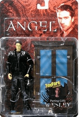 Angel the Series Parting Gifts Wesley Action Figure