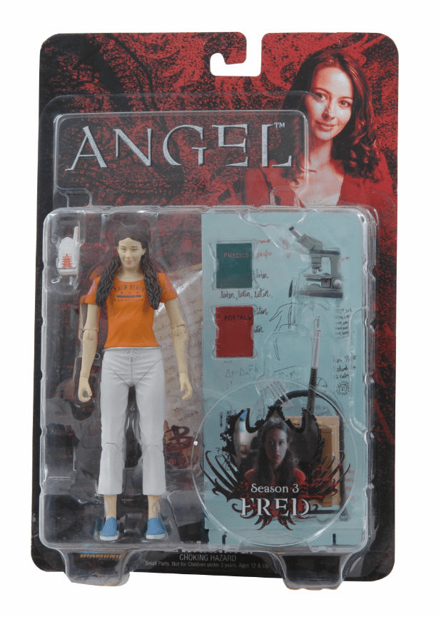 Angel the Series Season 3 Fred Action Figure