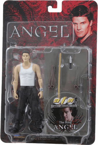 Angel the Series The Ring Angel Action Figure
