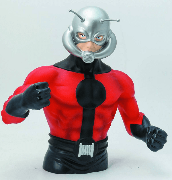 Ant-Man Bust Coin Bank