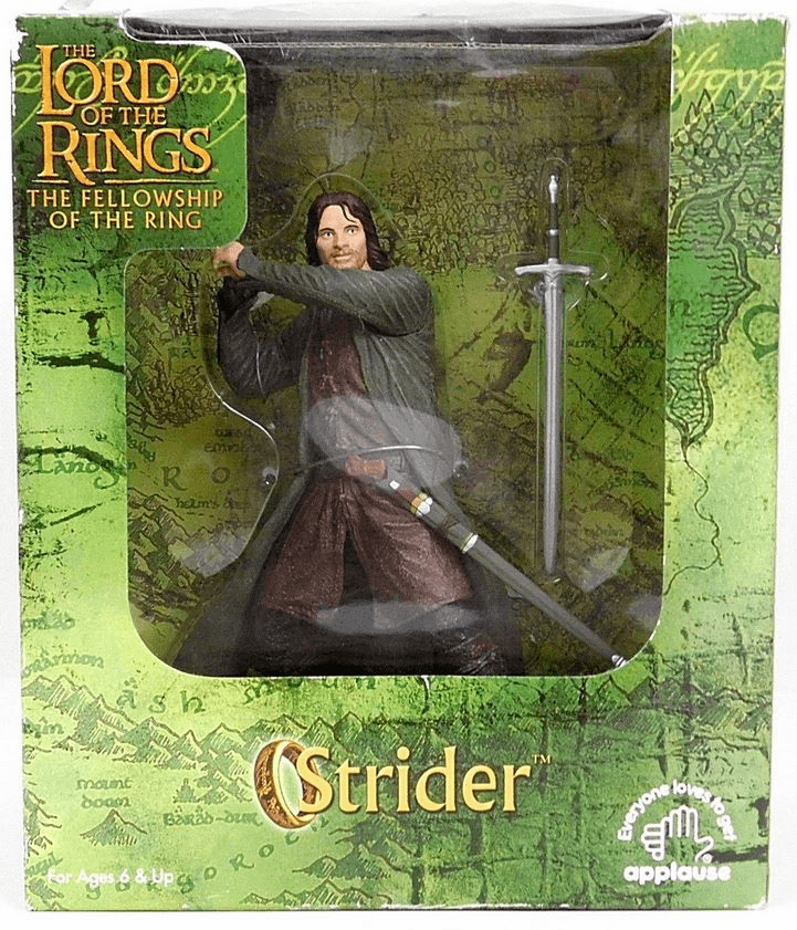 Applause Lord of the Rings Fellowship of the Ring Strider Statue