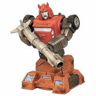 Art Asylum Transformers Cliffjumper Bust