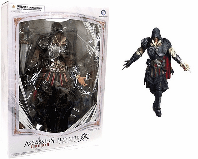 Assassin's Creed 2 Play Arts Kai Ezio Figure