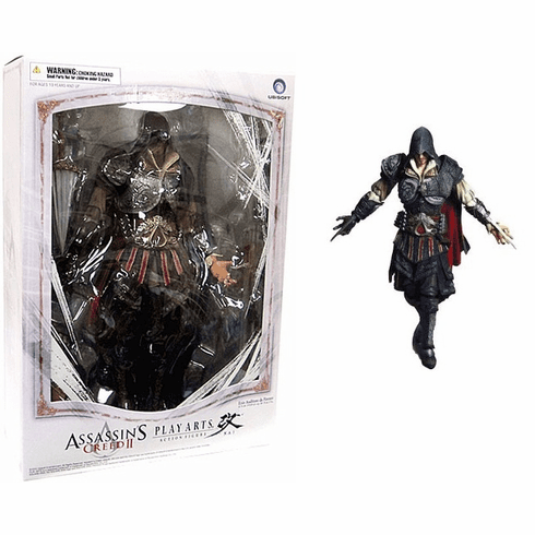 Assassin S Creed 2 Play Arts Kai Ezio Figure