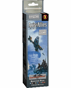 Axis & Allies CMG Set III Contested Skies Booster Box