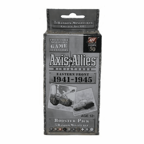Axis & Allies Eastern Front 1941-1945 Booster Pack