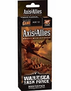 Axis & Allies War at Sea Task Force Booster Pack