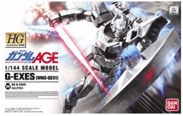 Bandai Mobile Suit Gundam G-Exes Model Kit