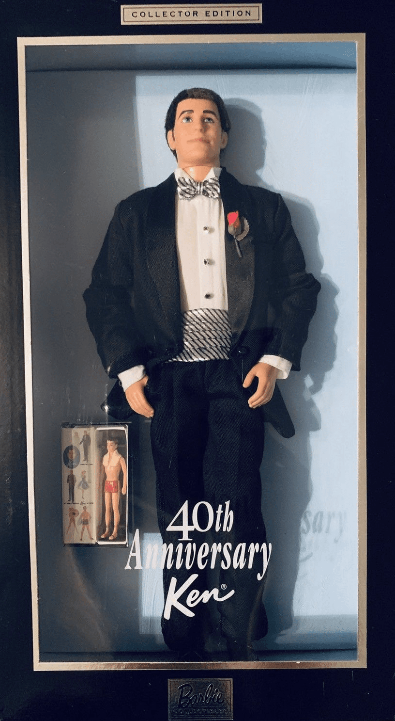 Barbie 40th Anniversary Ken Doll