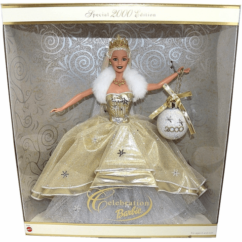 Barbie Celebration Special 2000 Edition Doll