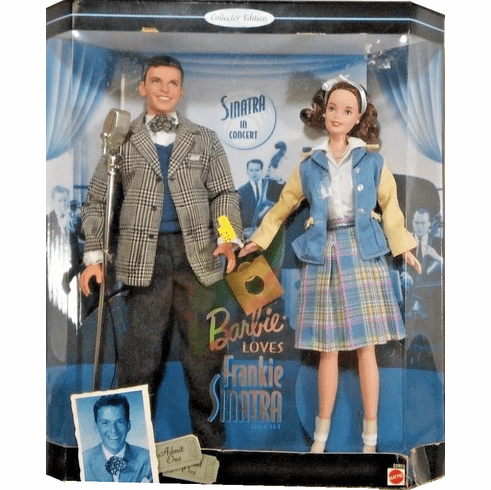 Barbie Loves Frankie Sinatra Gift Set