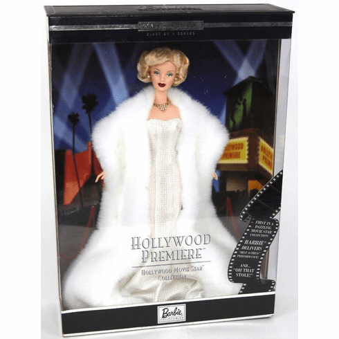 Barbie Movie Star Collection Hollywood Premiere Doll