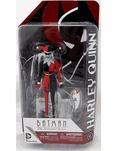 Batman Animated Series 2015 Harley Quinn Figure