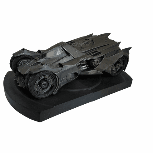 Batman Arkham Knight Batmobile Bookends