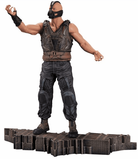 Batman Dark Knight Rises Bane Statue