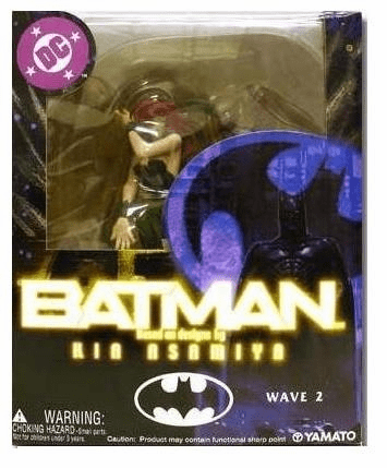 Batman Kia Asamiya Wave 2 Poison Ivy Figure