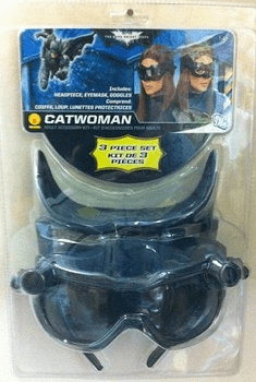 Batman The Dark Knight Rises Catwoman Costume Accessories Set