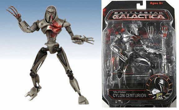 Battlestar Galactica Valley of Darkness Cylon Wholesale Case