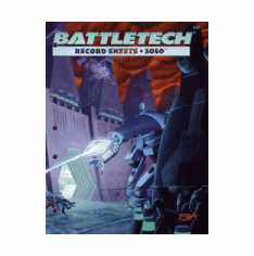 Battletech Record Sheets 3050
