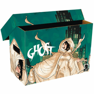 BCW Dark Horse Ghost Short Storage Comic Box